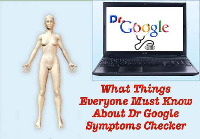 Dr Google Symptoms Checker