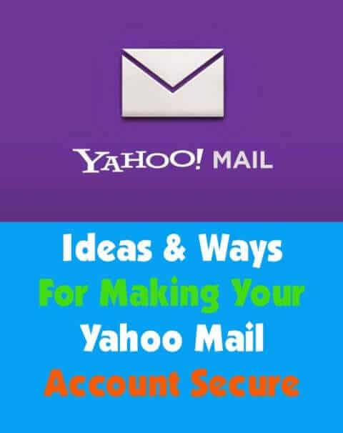 Yahoo Mail Accounts Secure