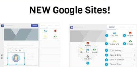 The advantages and disadvantages of Google sites