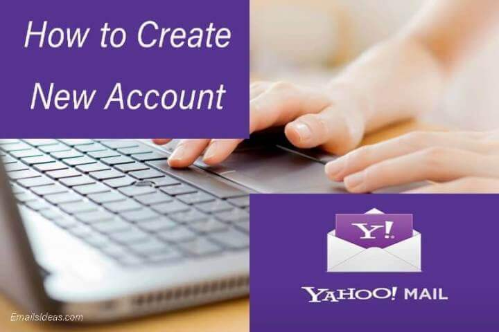 How to create new Yahoo Mail Account Sign Up Guides